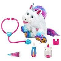 Image of Little Live Pets Rainbow Unicorn Vet Kit