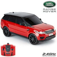 Image of 1:24 RC Range Rover Sport Red
