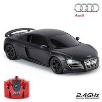 Image of 1:24 RC Audi R8 GT Black
