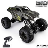 Image of 1:10 RC Giant Monster Truck Grey