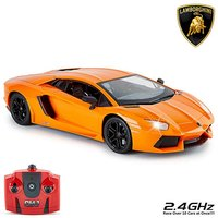 Image of 1:14 RC Lamborghini Aventador Orange