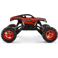 Image of 1.12 Monster Truck Chasssis Orange