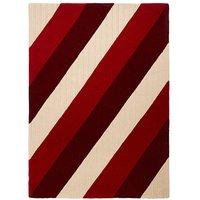 Verona Stripe Wool Rug Large
