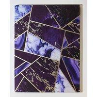 Arthouse Intense Geo High Gloss Canvas