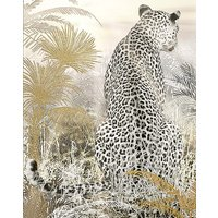 Arthouse Kinship Leopard Capped Canvas