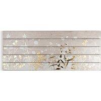 Graham & Brown Metallic Meadow Art