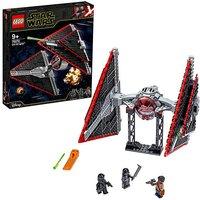 LEGO Star Wars Sith TIE Fighter.