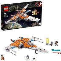 LEGO Star Wars Poe Dameron's X-wing.