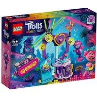 LEGO Trolls Techno Reef Dance Party.