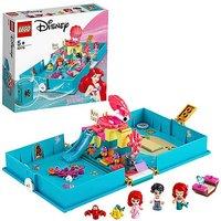 LEGO Disney Ariel's Storybook Adventures.