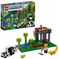 LEGO Minecraft The Panda Nursery.