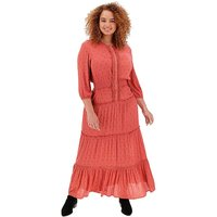 Paprika Praire Maxi Dress