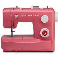 Singer Simple Pink Sewing Machine