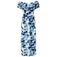 Grace floral maxi dress