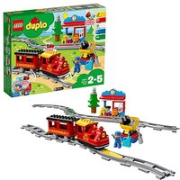 Image of LEGO Duplo Steam Train