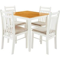 Southwold Compact Dining Table 4 Chairs.