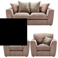 Zanzibar 3 Seater Sofa plus 2 Chairs
