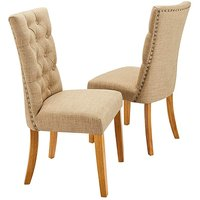 Fashion World Shaftsbury Pair of Dining Chairs