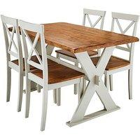 Horsforth Dining Table with 4 Chairs