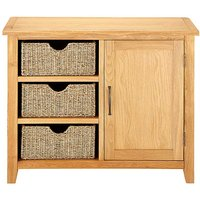 Norfolk Seagrass Compact Sideboard