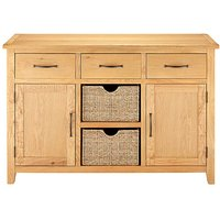 Norfolk Seagrass 2 Door Sideboard