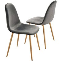 Fashion World Pair of Annika Dining Chairs