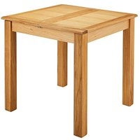Norfolk Oak Small Extending Dining Table