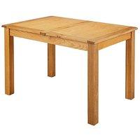 Norfolk Oak Large Extending Dining Table