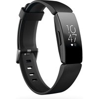 Fitbit Inspire HR Black.