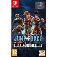 Jump Force Deluxe Edition Switch.