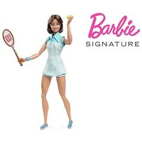 Barbie Inspiring Women Billie Jean King.