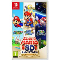 Super Mario 3D All-Stars Switch.