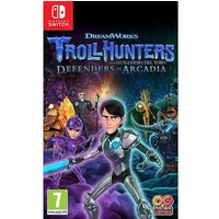 Troll Hunter Defenders of Arcadia Switch.