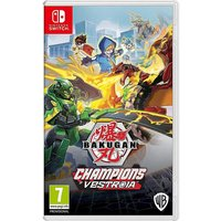 Bakugan Champions Of Vestroia Switch