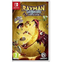 RAY MAN LEGENDS DEFINITIVE EDITION.