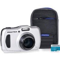 PRAKTICA Luxmedia WP240 Camera Kit