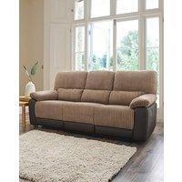 Harlow 3 Seater Recliner Sofa