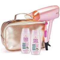 Lee Stafford Jetset Hairdryer Kit