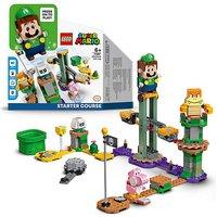 LEGO Super Mario Luigi Starter Course.
