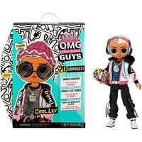 LOL Surprise OMG Guys Doll Cool Lev.