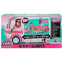 LOL Surprise 4-in-1 Glamper OMG.