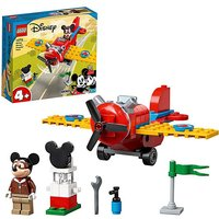 LEGO Mickey Mouse's Propeller Plane.