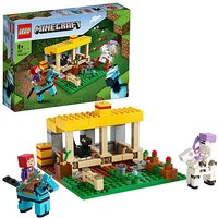 LEGO Minecraft The Horse Stable.