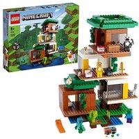 LEGO Minecraft The Modern Treehouse.