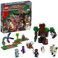 LEGO Minecraft The Jungle Abomination.