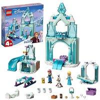 LEGO Disney Anna and Elsa's Wonderland.