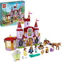 LEGO Disney Belle and the Beast's Castle.