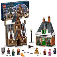 LEGO Harry Potter Hogsmeade Village.
