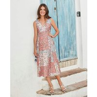 Together Patch Print Dress