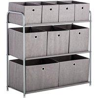9 Box Storage Unit